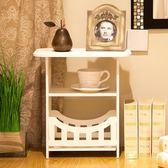 簡約床頭櫃現代客廳儲物小櫃子宿舍臥室簡易床頭邊櫃 英雄聯盟IGO