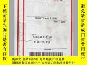 二手書博民逛書店Return罕見To SenderY28384 Samantha Castoro Lit Riot Press