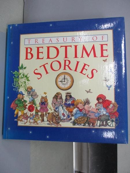 【書寶二手書T2/兒童文學_PJF】Bedtime Stores