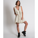 ONETEASPOON WW STONE MUSLIN DRESS 洋裝(米)