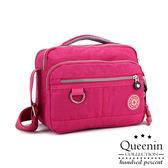 DF Queenin - 韓版仿皮款旅行隨身護照包收納包-共3色