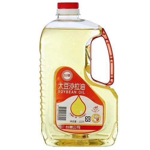 台糖大豆沙拉油2L【愛買】