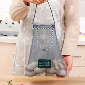 網袋 蔬果袋 收納袋 玩具袋 儲物袋 手提袋 食物袋 購物袋 懸掛式 儲物網袋【M030】慢思行