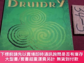 二手書博民逛書店the罕見mysteries of druidryY237539 Brendan New page 出版20