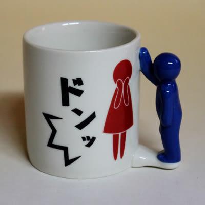 【小福部屋】日本 sunart 壁咚杯 馬克杯 咖啡杯 耶誕節 交換 禮物 文創【下殺五折】