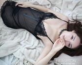 妙幻情趣睡衣吊帶睡裙性感睡衣女夏透明內衣性感火辣成人蕾絲睡衣·Ifashion