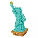 《 Nano Block 迷你積木 》NBC_293 自由女神像╭★ JOYBUS玩具百貨
