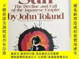 二手書博民逛書店The罕見Rising Sun : The Decline and Fall of the Japanese Em