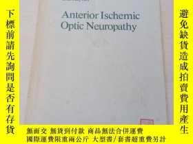 二手書博民逛書店S.S.Hayreh罕見Anterior Ischemic Optic NeuropathyY250748