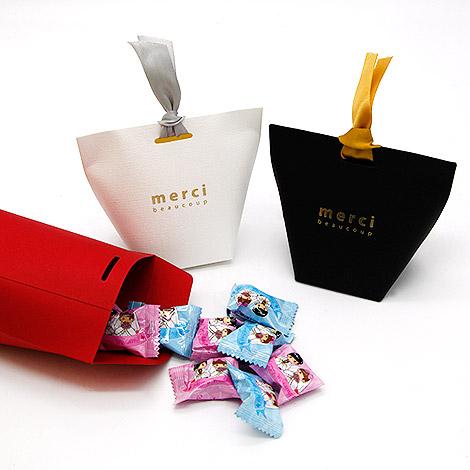 幸福婚禮小物『DIY法式簡約感謝喜糖盒』喜糖盒/包裝盒/餅乾袋/小禮物袋/探房禮/送客禮