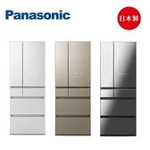 【南紡購物中心】Panasonic國際牌 日製600L六門變頻冰箱 NR-F606HX