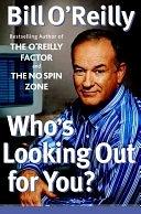 二手書博民逛書店 《Who s Looking Out for You?》 R2Y ISBN:0767913795│Crown Archetype