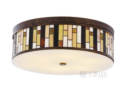 燈飾燈具【燈王的店】典雅系列 古典吸頂燈6+1燈 ☆ 10886/C6+1