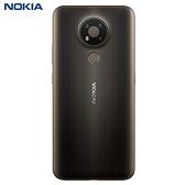 NOKIA 3.4 大螢幕3鏡頭智慧型手機-驚碳黑【愛買】