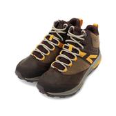 MERRELL ZION GORE-TEX 防水郊山健行鞋 咖啡/黃 ML16909 男鞋