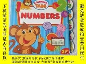 二手書博民逛書店Learn罕見Your Numbers Learning Tab