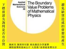 二手書博民逛書店The罕見Boundary Value Problems Of Mathematical Physics-數學物理