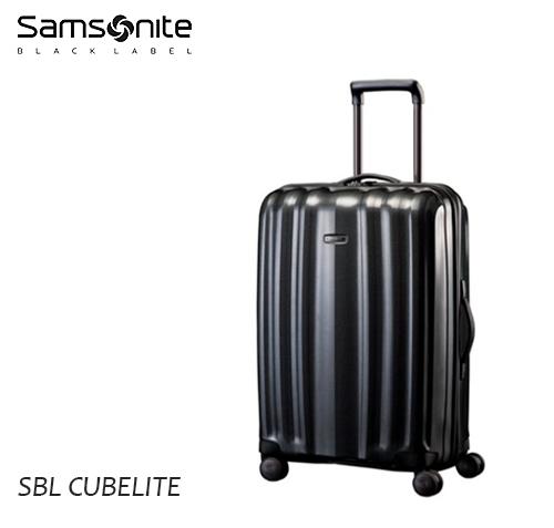 Samosnite 新秀麗 黑標 Cubelite 82Z 20吋登機箱 Curv材質 雙拉桿 飛機輪 (歡迎詢問+送好禮)