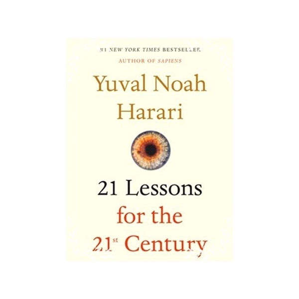 21 Lessons for the 21st Century(21世紀的21堂課)