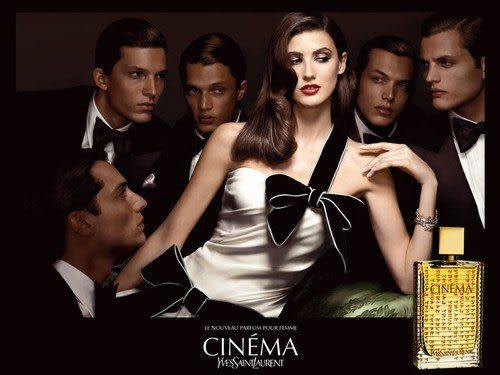 .UR8D.YSL Yves Saint Laurent  Cinema EDP 電影院女性淡香精 35ml