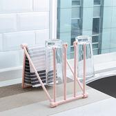 ✭慢思行✭【L53-1】立式抹布掛架 廚房 毛巾 可折疊 省空間 收納架 水杯置物架 浴室 落地 晾曬架