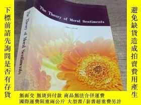二手書博民逛書店The罕見theory of moral sentimentsY