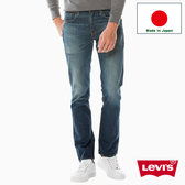 Levis 男款 511 低腰修身窄管牛仔長褲 / MIJ日製 / 硬挺厚磅