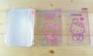 【震撼精品百貨】Hello Kitty 凱蒂貓~補充內頁+資料夾-粉熊*38429