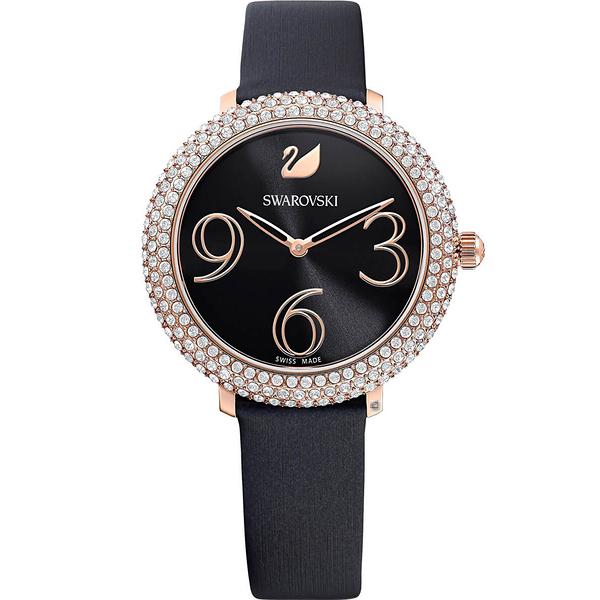 SWAROVSKI施華洛世奇CRYSTAL FROST璀璨時尚錶 5484058