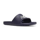 New Balance男女款深藍色防水拖鞋-NO.SUF100TN