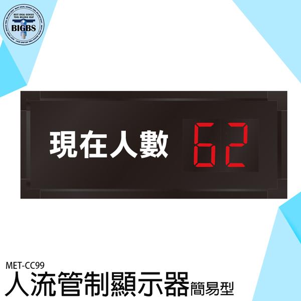 《利器五金》人流管理 場內人數計算 賣場人數限制 MET-CC99 人員計數器 人潮計數器