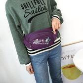 腰包  生意運動跑步手機腰包女潮女士韓版收錢包個性時尚大容量 『伊莎公主』