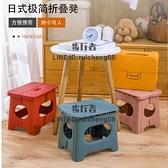 折疊凳便攜戶外式小凳子簡易輕便馬扎釣魚家用塑料板凳【步行者戶外生活館】
