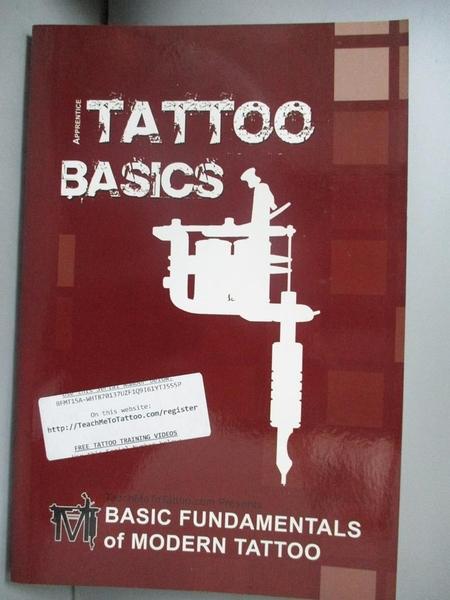 【書寶二手書T1/科學_ZJX】Basic Fundamentals of Modern Tattoo_C. R. Jordan