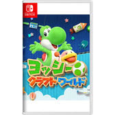 【NS 遊戲】任天堂 Switch 耀西的手工世界《中文版》