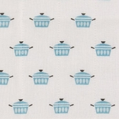 日本製北歐風Kayakiji 生地敷巾(藍鐵鍋)鍋具餐具擦拭巾
