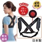 挺胸磁力帶 -磁石背部束帶 ACCESS軀幹護具-日本製 挺立 微駝背姿勢調整帶 [ZHJP2106]