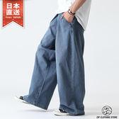寬褲 寬版休閒牛仔褲