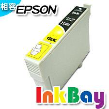 EPSON T1384黃色相容墨水匣 No.138XL高容量 【適用】Stylus TX235/TX320F/TX420W/TX430W  /另有T1381/T1382/T1382/T1383
