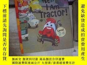 二手書博民逛書店HELLO!罕見I AM TRACTOR! 你好!我是拖拉機! (03)Y180897 不祥 不祥