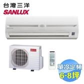 台灣三洋 SANLUX 單冷定頻一對一分離式冷氣 SAC-41FE / SAE-41FE