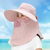 遮陽帽女防曬夏季
