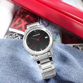 CK / K4N2114X / 率性紳士 都會時尚 礦石強化玻璃 日期 不鏽鋼手錶 黑色 40mm