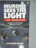 【書寶二手書T7/原文小說_KKM】Murder Sees the Light_Howard Engel