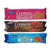 印度 CREMICA 可尼佳 夾心餅乾(90g) 草莓/巧克力/香草 款式可選【小三美日】