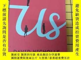 二手書博民逛書店US(Bestselling罕見author of ONE DA
