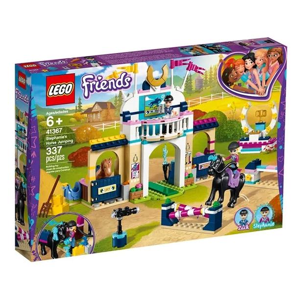 LEGO 樂高 FRIENDS系列 Stephanie's Horse Jumping 斯蒂芬妮的賽馬比賽 41367