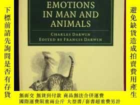 二手書博民逛書店The罕見Expression of the Emotions