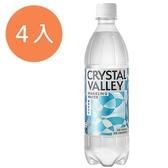 金車 礦沛 氣泡水 585ml (4入)/組【康鄰超市】