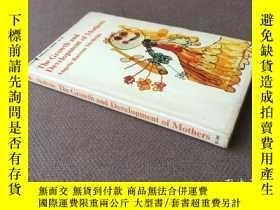 二手書博民逛書店The罕見Growth and Development of Mothers (英語)Y278316 Ange